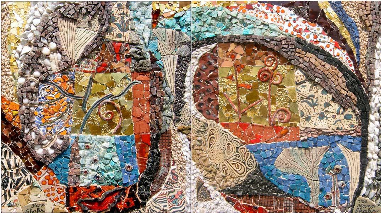 mozaik-tablo-sanat
